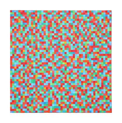 Tony Bechara, '28 Colors: Series A', 2017