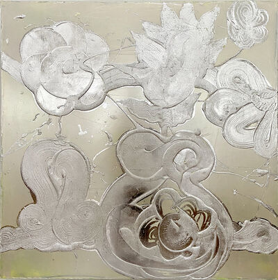 Catherine Howe, 'White Opal Painting', 2019