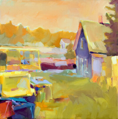 Connie Hayes, 'Yard Full, Vinalhaven', 2016