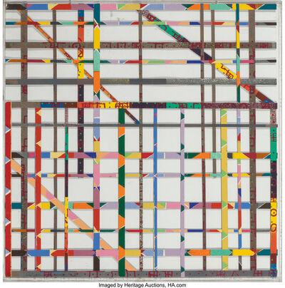 Alan Shields, 'Detroit', 1973