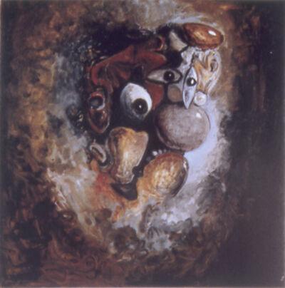 George Condo, 'A Bum's Eye View', 1984