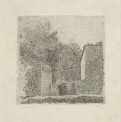 Giorgio Morandi, 'Paesaggio (Chiesanuova), 1924', 1924