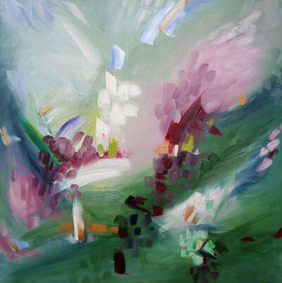 Aleona Isakova, 'Secret garden', 2018