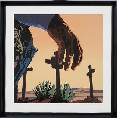 Billy Schenck, 'Jornada Del Muerto #2', 2018