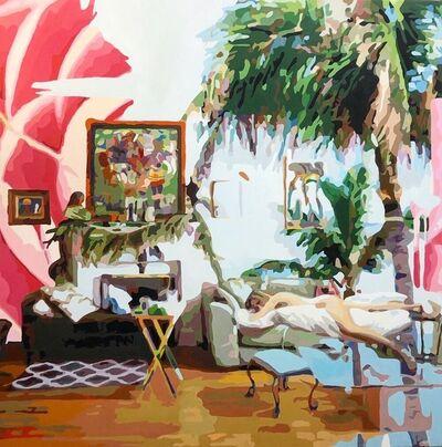 Darryl Westly, 'Interior/Exterior Diana In Repose', 2020