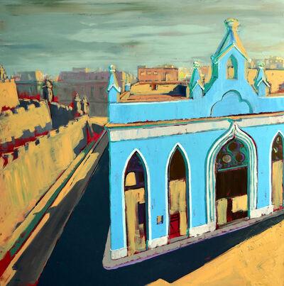 Piki Mendizabal, 'Cuba y Cuarteles', 2016