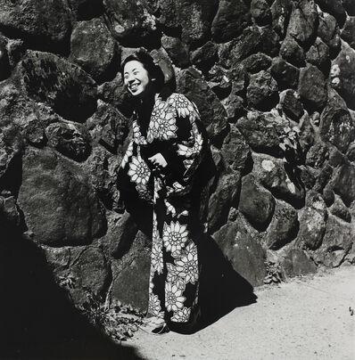 Issei Suda, 'Toyama Shirobata, September 15, 1977', 1977