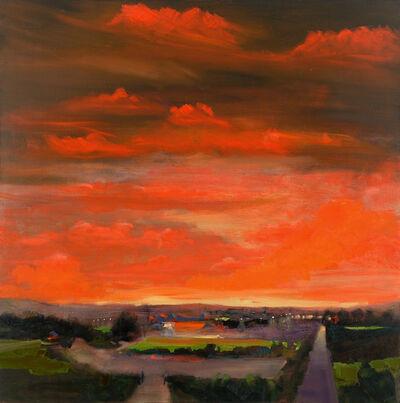 Simon Andrew, 'Outside the City at Dusk', 2020