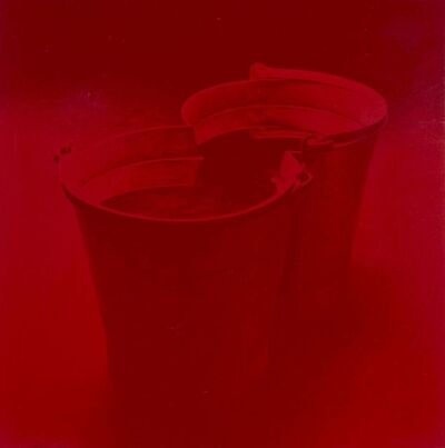 Richard Wentworth, 'Red Eight', 1987