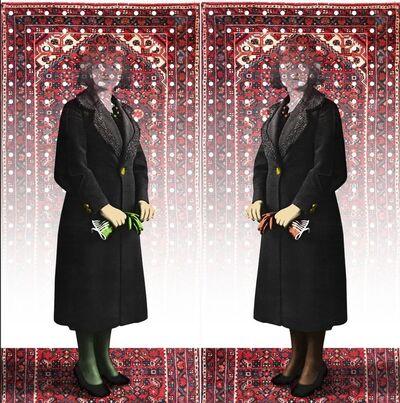 Samira Alikhanzadeh, 'No 8 from the Persian Carpet series', 2013