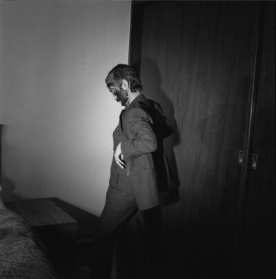 Yvonne Venegas, 'Self-Portrait in Francis Bacon-2', 2020