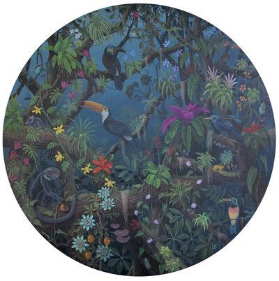 Laine Bachman, 'Canopy', 2016