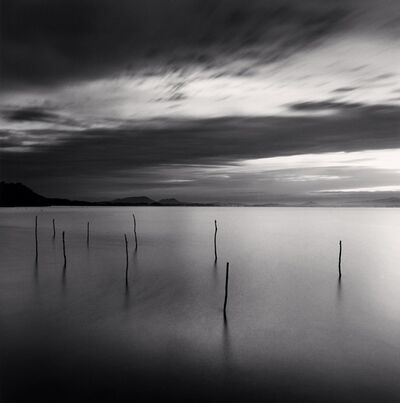 Michael Kenna, 'Sticks in Water, Lake Shinji, Honshu, Japan', 1993