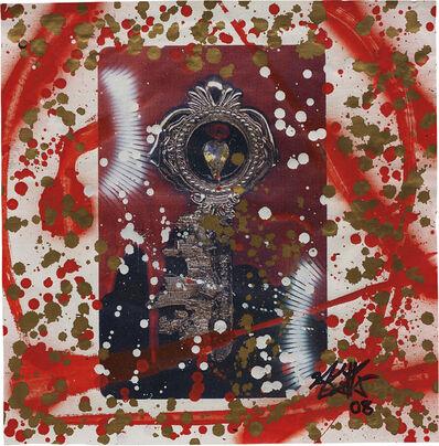 Rammellzee, 'Wild Style Key', 2008