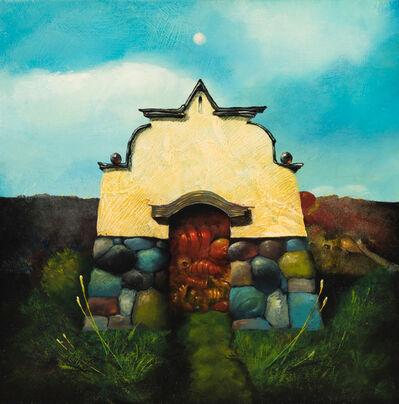 Robert Rasely, 'Por Sermi Divina Luz', 1995