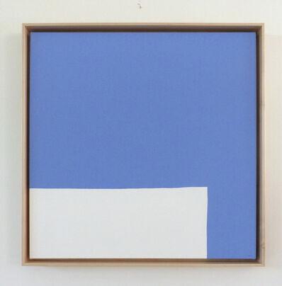 Sara Genn, 'Force of Nature (Cobalt)', 2018