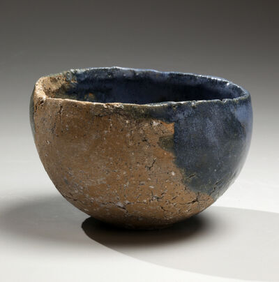 Machiko Ogawa, 'Haiseiyū wan: Blue-ash Glazed Teabowl', 2014