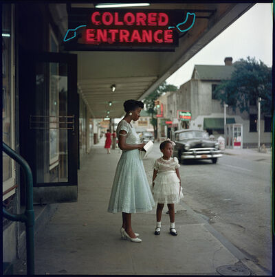 Gordon Parks, 'Department Store, Mobile, Alabama', 1956