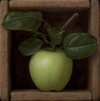 Sean Beavers, 'Boxed Green Apple', ca. ca. 2014