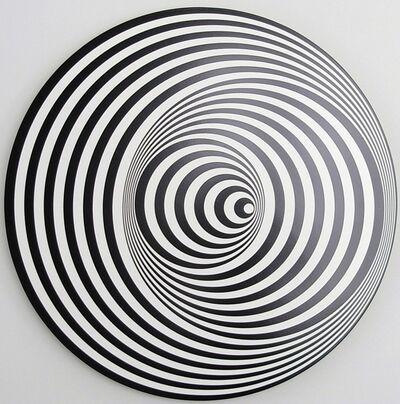 Marina Apollonio, 'Dinámica circular 6B', 1966