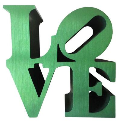 Robert Indiana, 'Love (Green)'