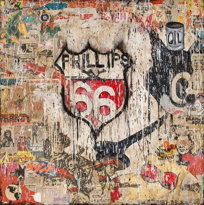 Greg Haberny, 'Phillips 66', 2010