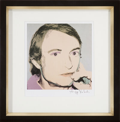 Andy Warhol, 'Roy Lichtenstein', 1970s