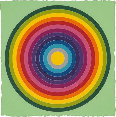 Polly Apfelbaum, 'Target Practice 18', 2020