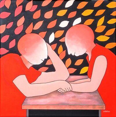 Jocelyne Deschamps-Kus (Jideka), 'Conversation', 2019
