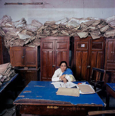 Jan Banning, 'India Bureau Prasad', 2003