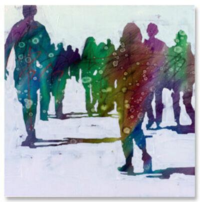 John Wentz, 'Abstraction No. 15', 2016