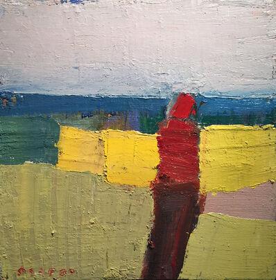 Sandy Ostrau, 'Red Wrap', 2018