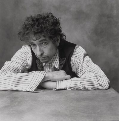 Mark Seliger, 'Bob Dylan', -printed later
