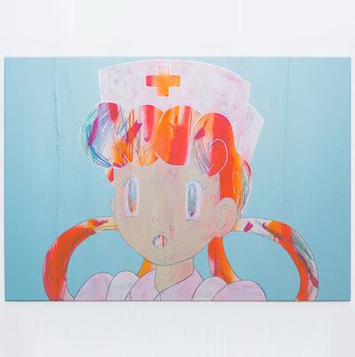 Michael Pybus, 'Aqua Nurse', 2019