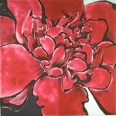 Robert Kushner, 'Camellia Red', 1994