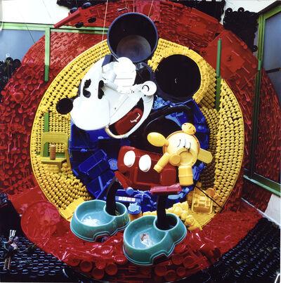 Bernard Pras, 'Inventaire 34 – Mickey', 2001