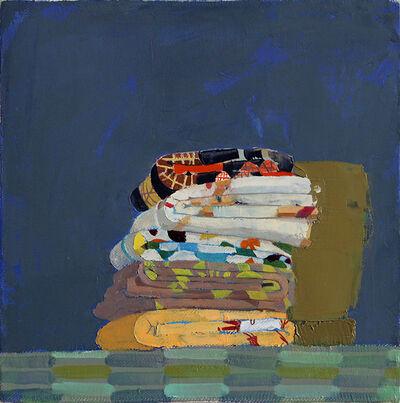 Sydney Licht, 'Still Life with Fat Quarters', 2014