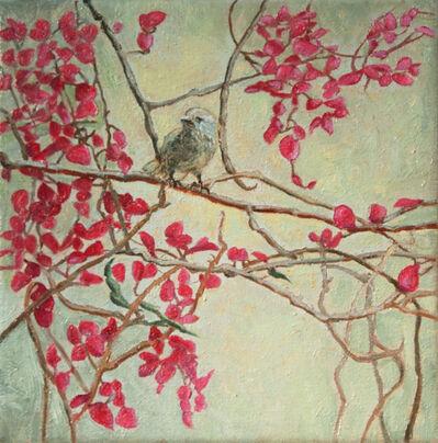 Katherine Kean, 'Bird on Branch', 2015