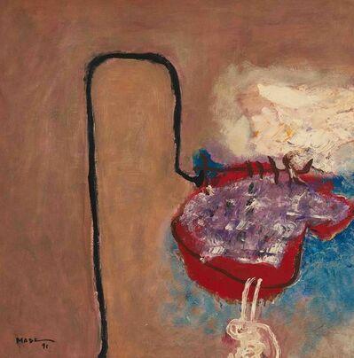 Manabu Mabe, 'Espaço #6', 1991