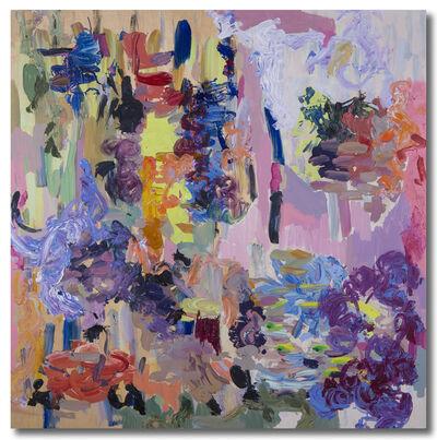 Ginny Sykes, 'Thinking Pink'