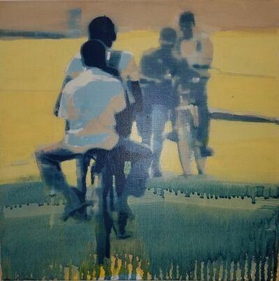 Mark Horst, 'Boys on Bikes #15', 2019