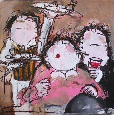Gerdine Duijsens, 'Les Tartes', 2017
