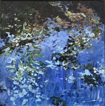 Gerry Tuten, 'Blue Pond', 2017