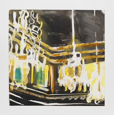 Clare Woods, 'Hot Spot 3', 2020