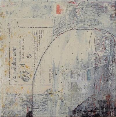 Kevin Tolman, 'Pedras I'