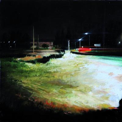 Nicola Nannini, 'Notte in campagna', 2016