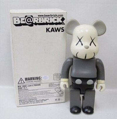 KAWS, '400% Gray Bearbrick', 2002