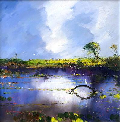 Colin Parker, 'Kakadu Wetland', 2020