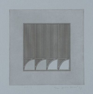 Gordon House, 'Arc 7', 1971