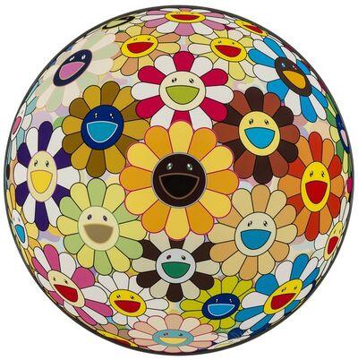 Takashi Murakami, 'Flowerball'